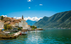 The straw between hurricanes: postcard from Montenegro