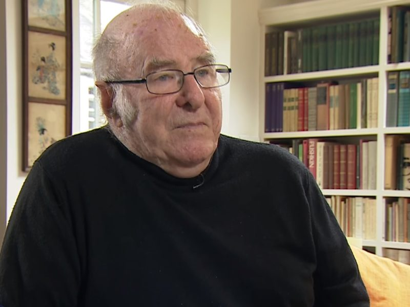 Interview: Clive James on Dante, Brexit and Trump