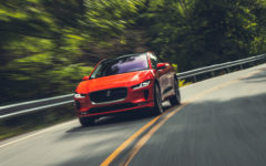 John Arlidge on the 'futuristic, optimistic and British' Jaguar I-Pace