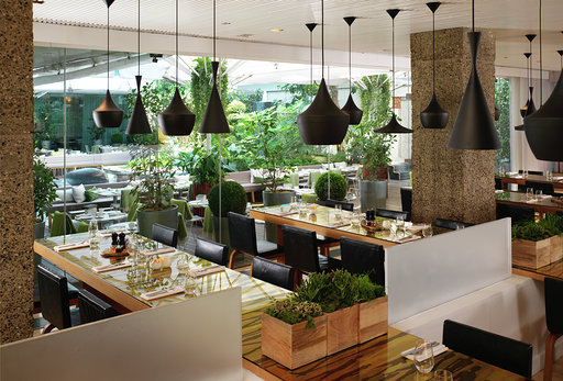 Review: The Restaurant at the Sanderson