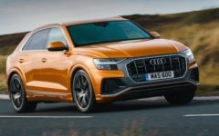 Review: Audi's new flagship SUV isn't just eye candy
