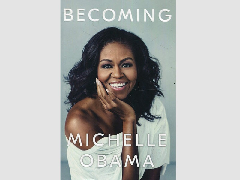 Book review: Becoming by Michelle Obama