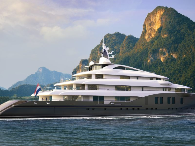 Superyacht makers show green light for 2019