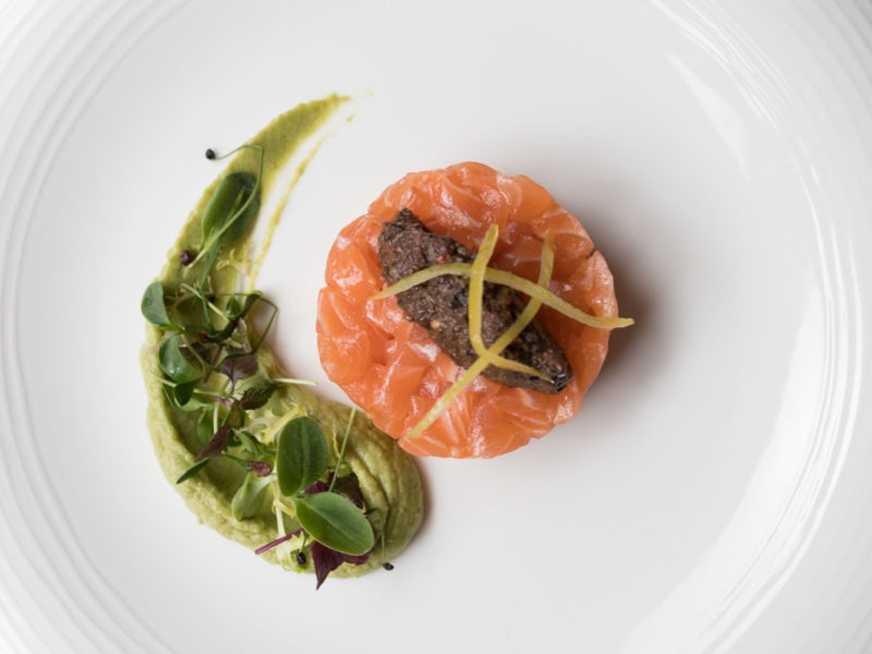 Camillo Benso Review: 'The food is as upscale as the setting'