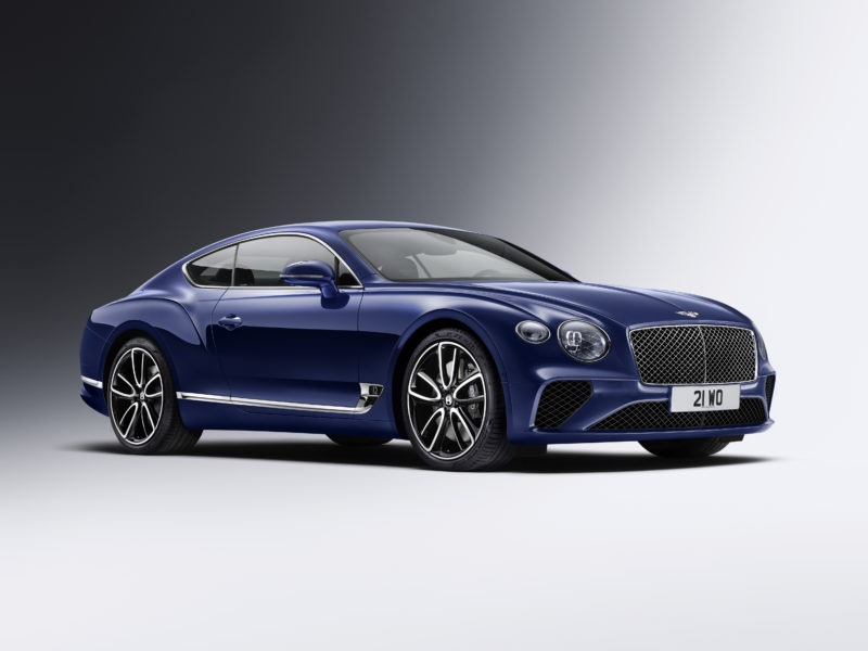 Test drive: Bentley's 'pretty perfect' new Continental GT
