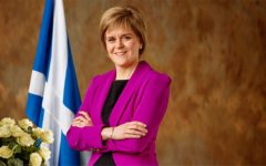 What is Nicola Sturgeon's net worth?