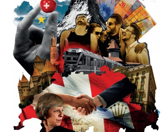 Switzerland: Stuck in the middle with EU