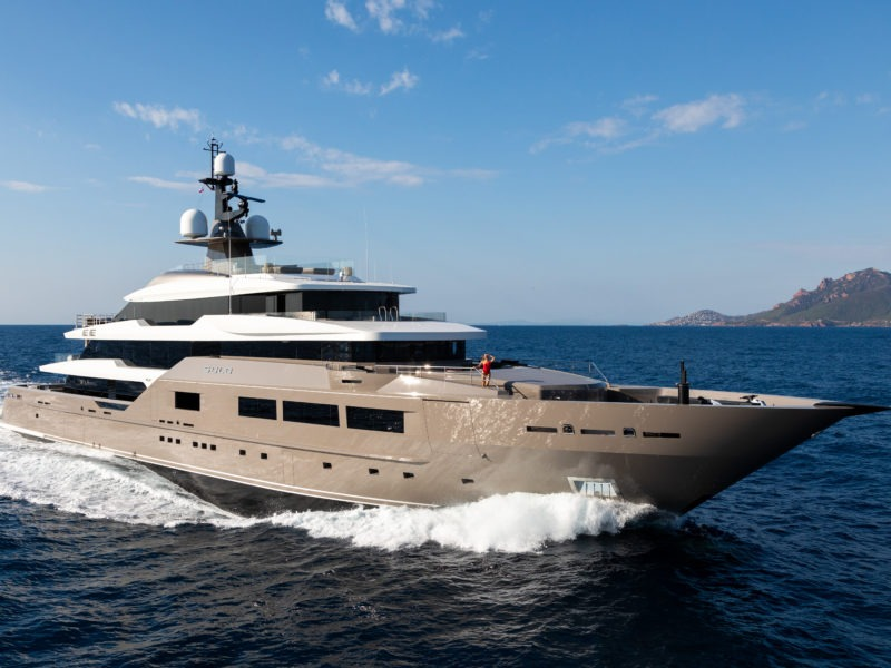 Four of the most 'innovative' yachts ready to charter