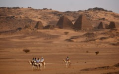 Discovering Sudan's treasures along the Nile