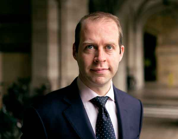 'Financial services are a public good' – Labour's Jonathan Reynolds on the City and Corbyn