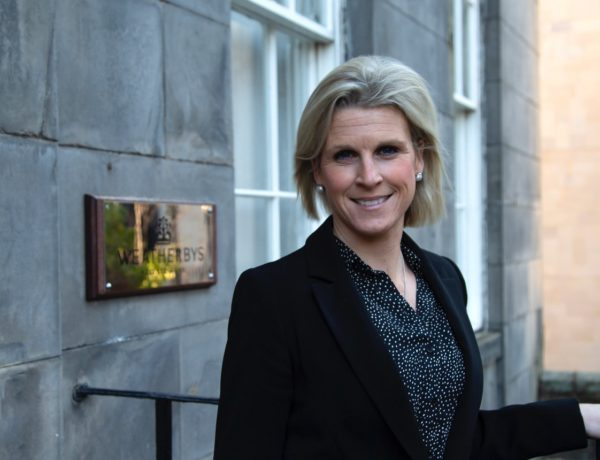 Weatherbys hires three as Edinburgh expansion continues