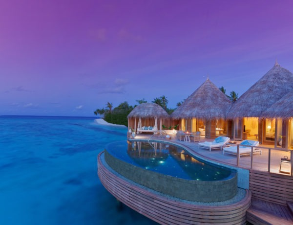 The Nautilus Maldives opens