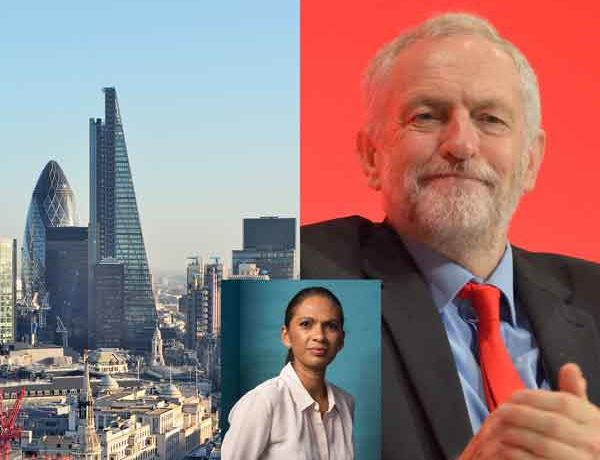 Capitalism, communism, carrots and Corbyn – How Jeremy became the City's new C-word