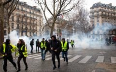 Nick Foulkes on Paris's 'protest chic'