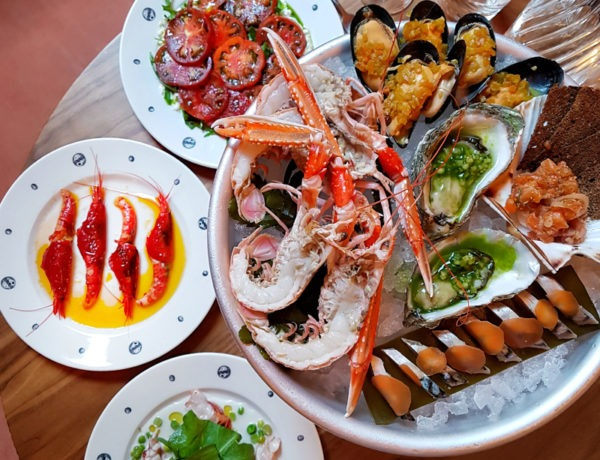 Neptune review: Bloomsbury's new seafood restaurant makes a splash