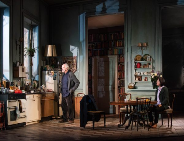 In the Height of the Storm – theatre review