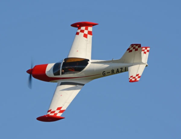Aviation:  SIAI-Marchetti's SF.260 is the 'Ferrari of the skies'
