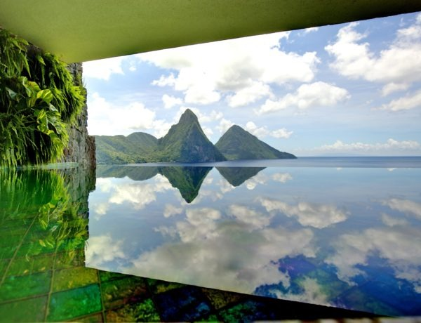 St Lucia, Jade Mountain: On honeymoon with a reluctant romantic ★★★★★