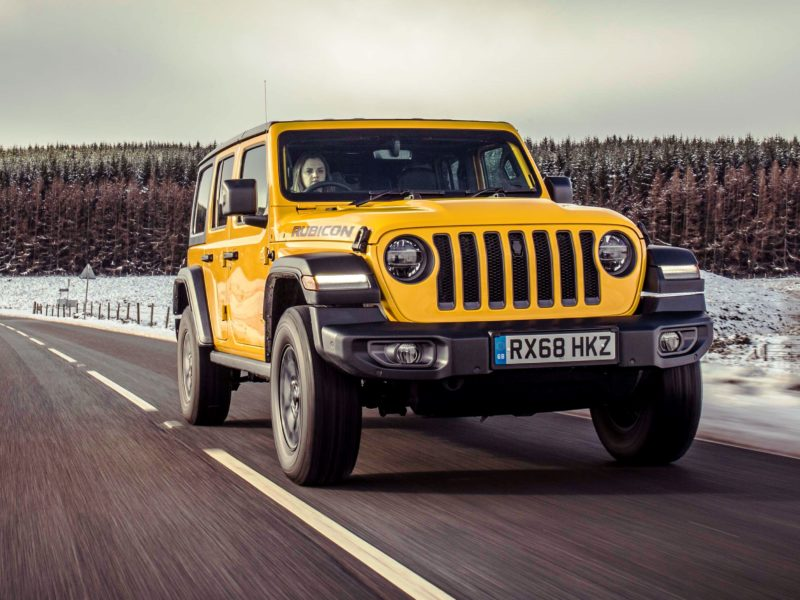 Jeep Wrangler 2019: 'now a better all-rounder than ever before'