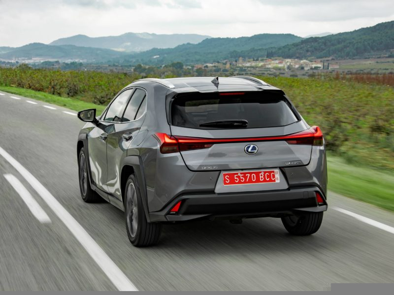 The eco-friendly baby SUV from Lexus – review