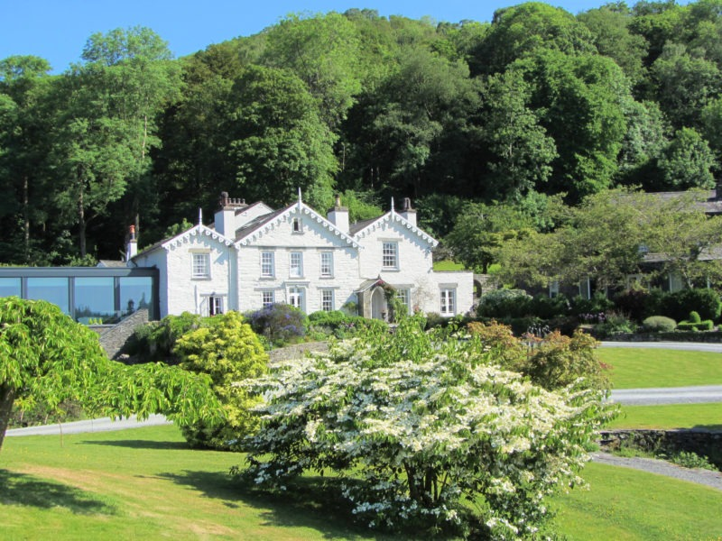 The Samling hotel in Windermere – 'basically heaven on earth'