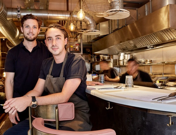 William Sitwell meets Kricket co-founder Will Bowlby: 'I'm not putting tikka in a burger'