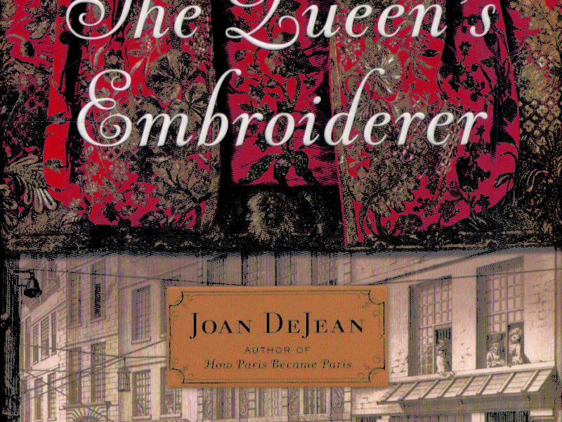 The Queen's Embroiderer book review : 'a giddying tale of astounding wickedness'