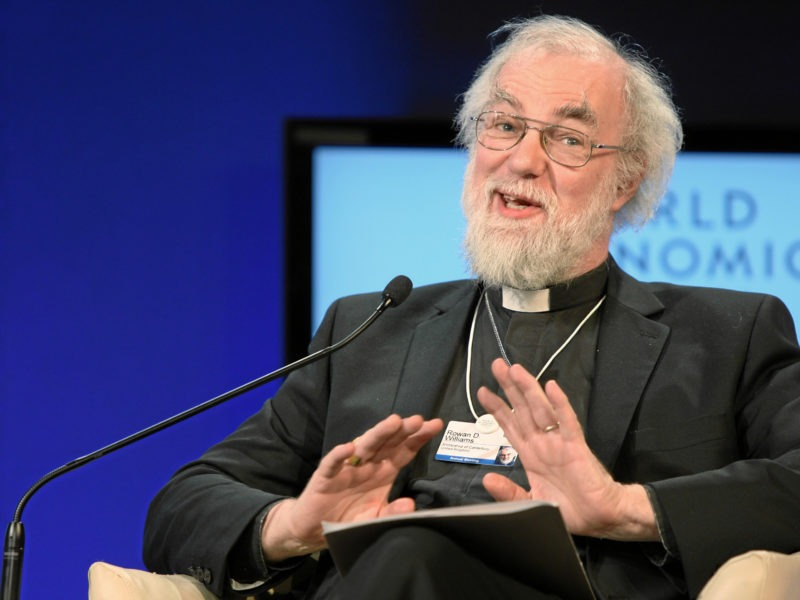 Diary: 'Paralysis is the word for our current political predicament' – Rowan Williams