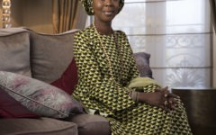Toyin Saraki on her Wellbeing Foundation: 'With all my privileges, I still lost a child'