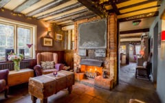 The Old Hatchet review: 'Unpretentious, convivial' Sunday lunch in Berkshire