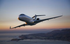TAG Aviation Undertakes First 60-Month Check on Bombardier Global 6000 Aircraft