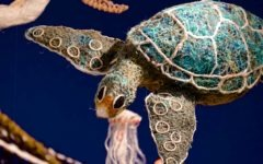 'Caught In The Net': JGM Gallery to celebrate ghost net art with Blue Marine Foundation