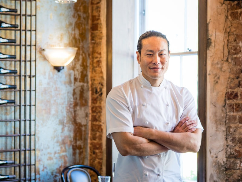 The Ninth review: Jun Tanaka's French fare dazzles in Fitzrovia
