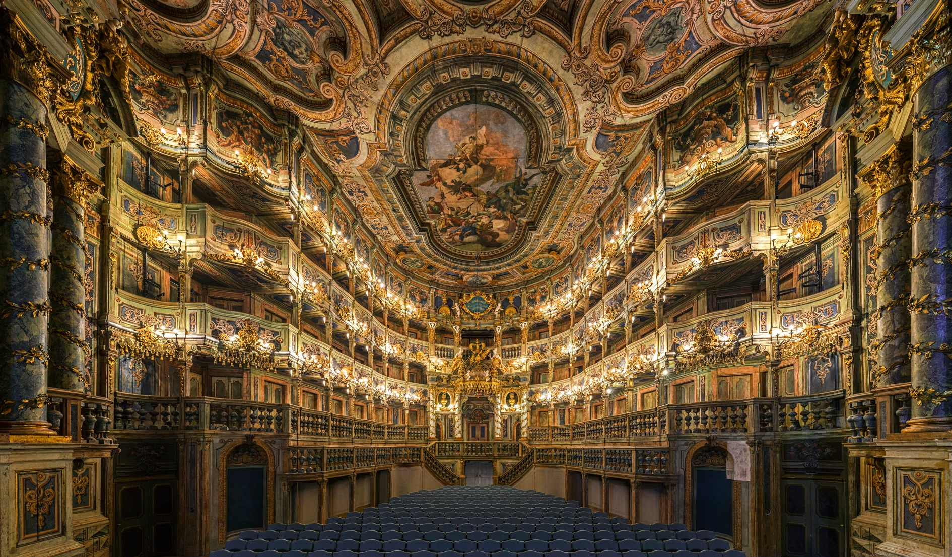 Margravial _Opera_House_Germany