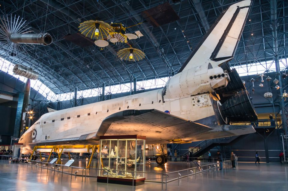 National_Air_and_Space_Museum_Washington_D.C.