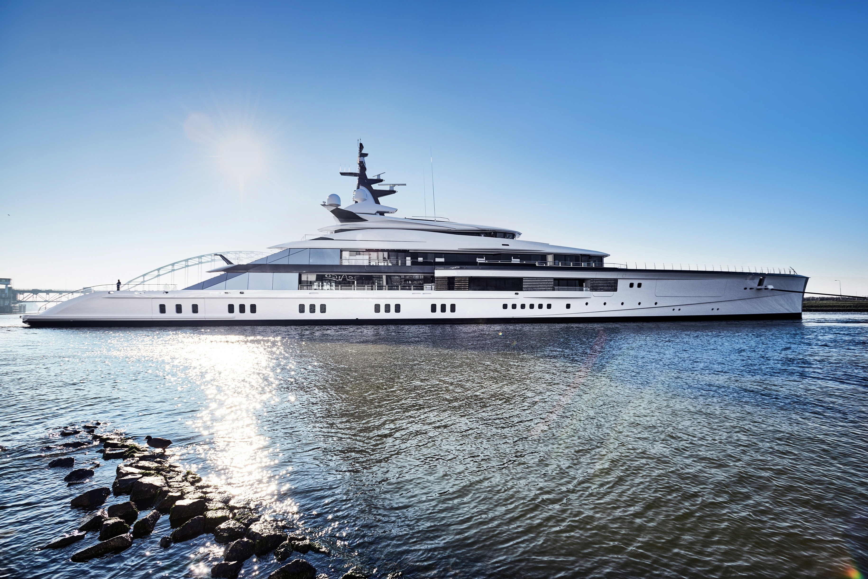 Charting The Rise Of The Superyacht With Burgess Ceo Jonathan
