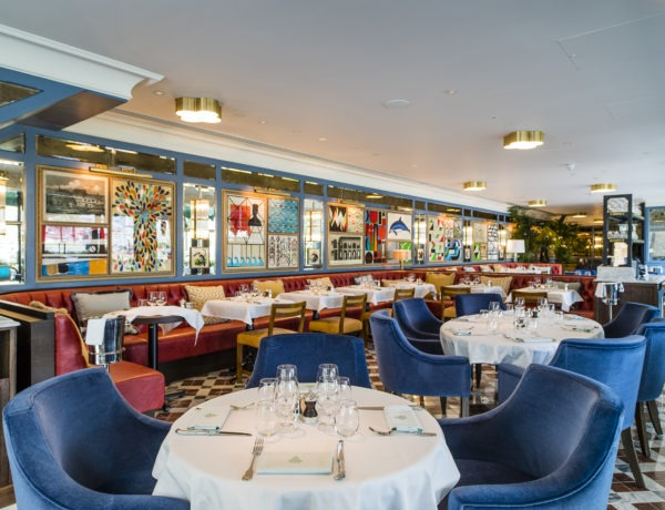 The Ivy, Tower Bridge review: 'the simplification of fine dining into its essence'