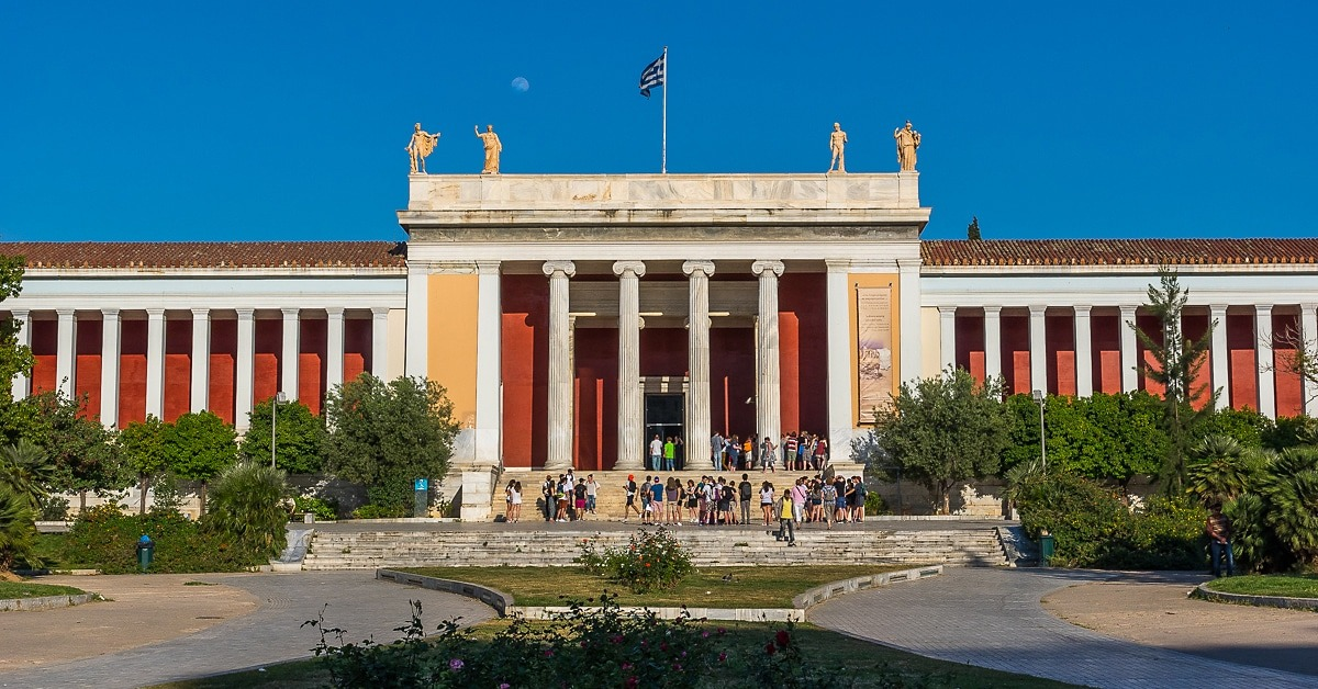The-National-Archeological-Museum-Athens