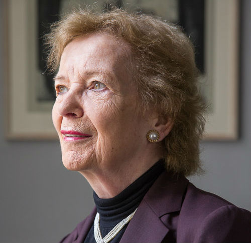 Mary Robinson on Mandela, Trump and the nuclear threat – The Spear's interview