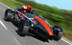 Sublime and ridiculous: the 'madcap magic' of Britain's Ariel Atom