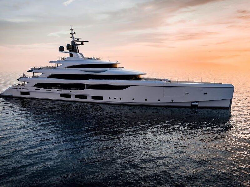 BENETTI SELLS FIRST MEGAYACHT TO FLY CHINESE FLAG