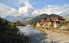Bhutan special report: 'Is there really more to life than money?'