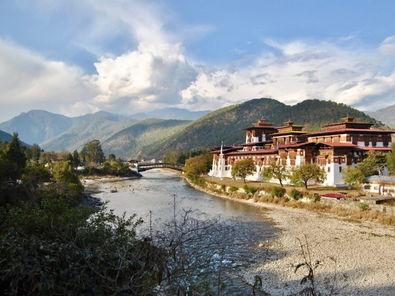 Into the kingdom of Bhutan: 'Is there really more to life than money?'