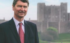 Sir Tim Laurence: 'There is still a lack of clarity amongst people about exactly what English Heritage is'