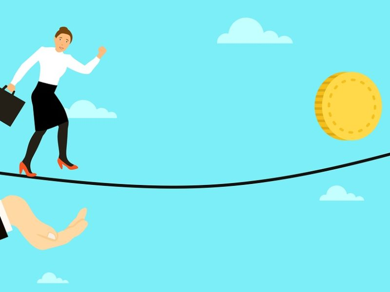Annamaria Koerling: How to walk the tightrope between risk and reward