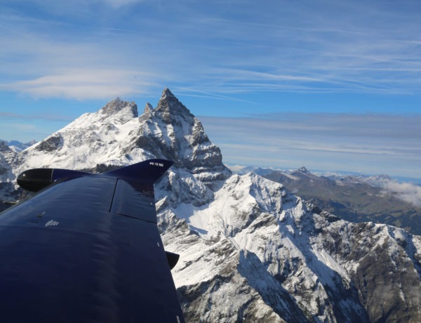 A trip to Gstaad in the Pilatus PC-12: 'The Alps have a drama of their own'- Spear's aviation