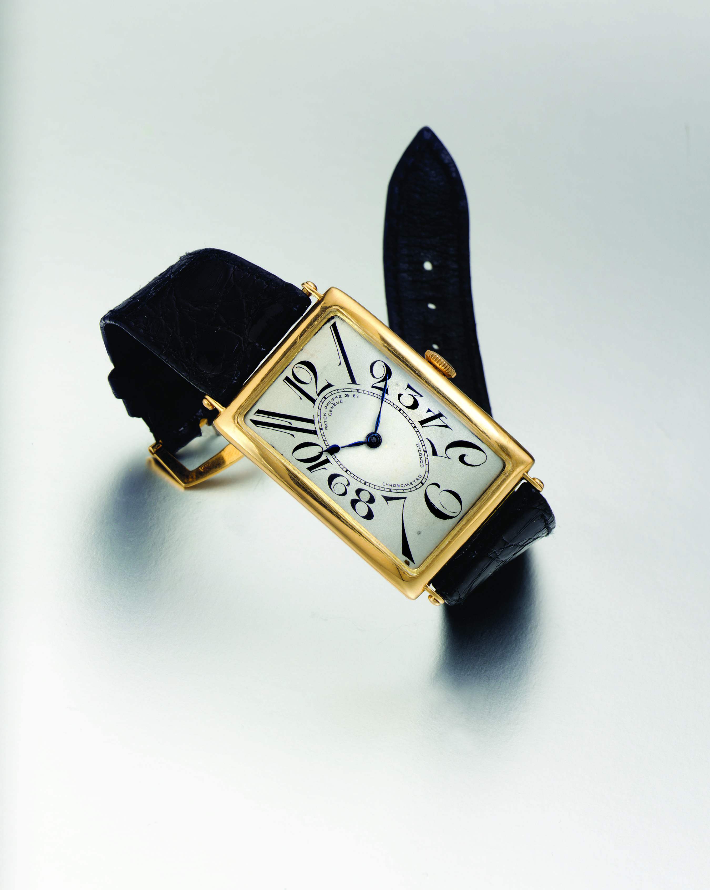 Patek Phillipe retailed in 1924
