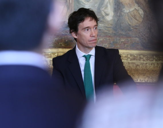 Rory Stewart: 'We are secretly too pessimistic about Britain' – the Spear's interview