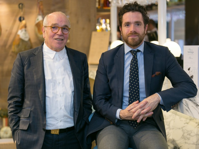 William Sitwell meets Carlo Distefano, the most influential restaurateur you've never heard of