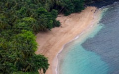 Stanley Johnson on the 'unbelievably scenic' turtle beaches of Principe – Spear's travel